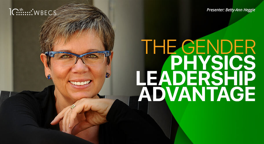 The Gender Physics Leadership Advantage