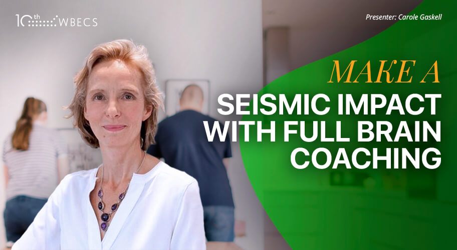 Make a Seismic Impact with Full Brain Coaching - Part 2 Photo
