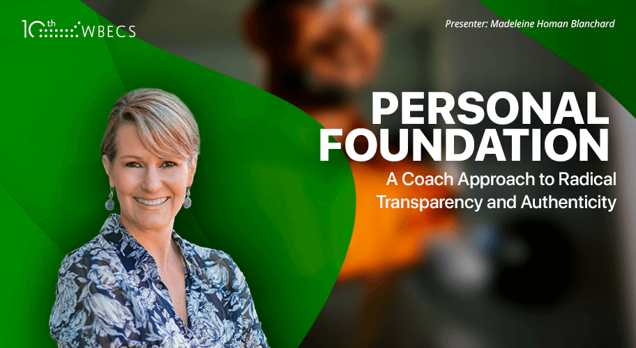 Personal Foundation: The Key to Success as a Coach