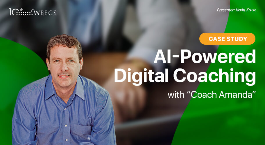 AI-Powered Digital Coaching with 'Coach Amanda' (Case Study)