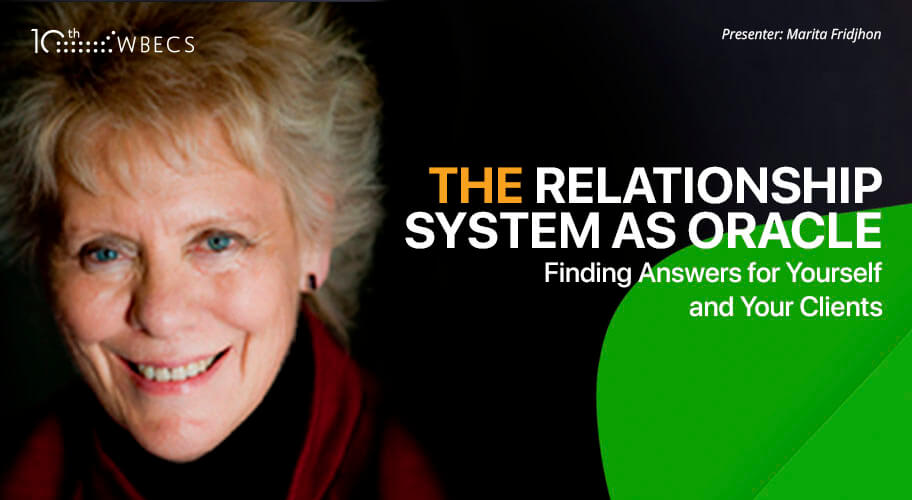 The Relationship System as Oracle: Finding Answers for Yourself and Your Clients