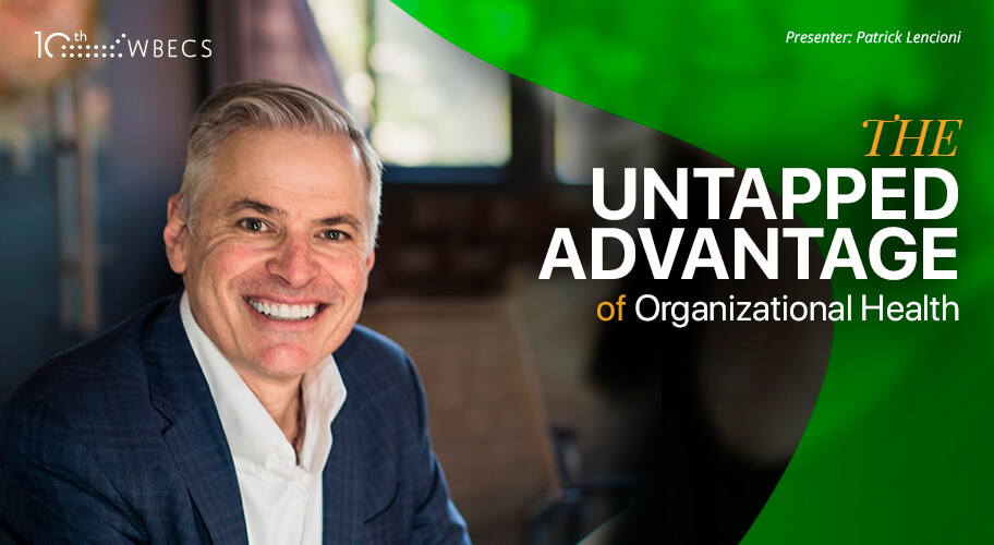 The Untapped Advantage of Organizational Health