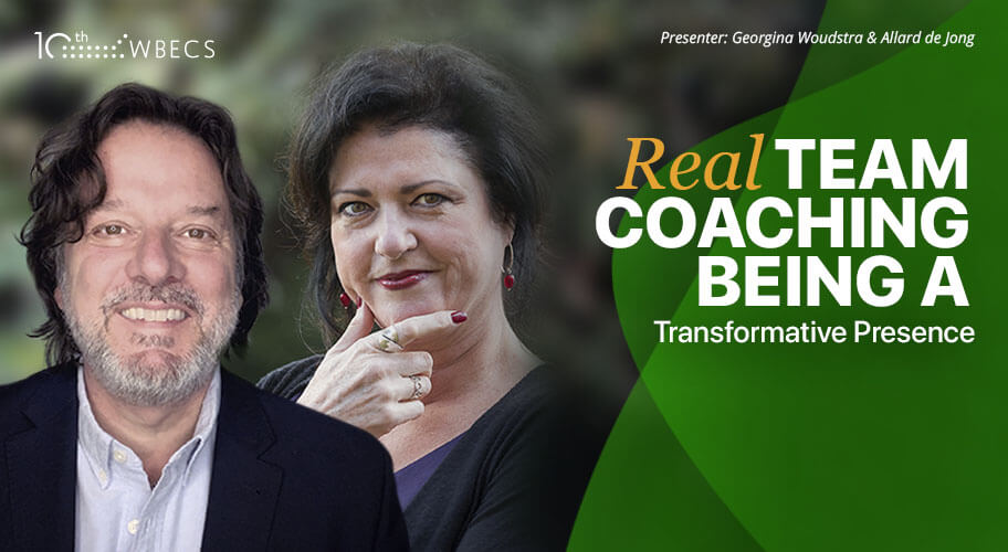 Real Team Coaching: Being a Transformative Presence