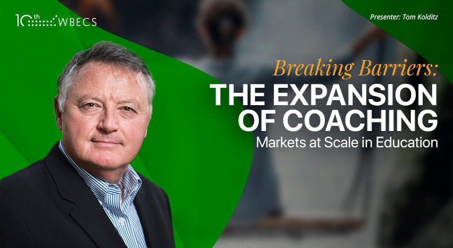 Breaking Barriers: The Expansion of Coaching Markets at Scale in Education