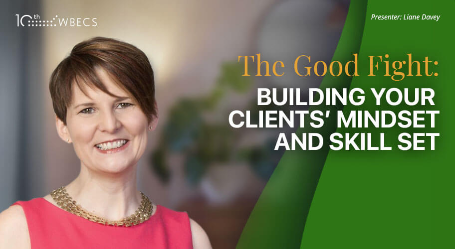The Good Fight: Building Your Clients' Mindset and Skill Set Photo