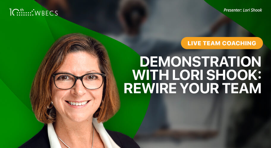 Live Team Coaching Demonstration with Lori Shook: Rewire Your Team