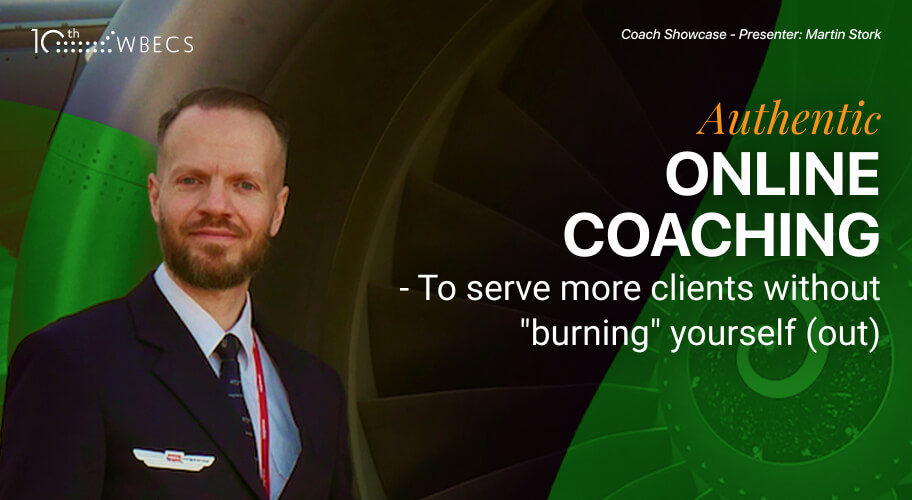 *Coach Showcase* Authentic Online Coaching - To Serve More Clients Without 'Burning' Yourself (Out)